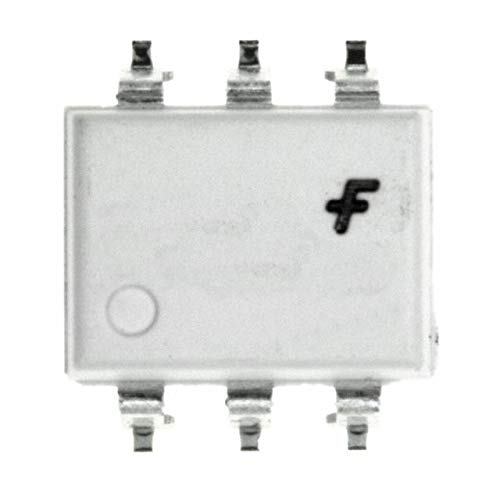 MOC3063SR2M ON Semiconductor Isolators Pack of 100 (MOC3063SR2M)