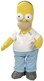 The Simpsons - Merchandise - Plush Doll (Homer) (Size: 12