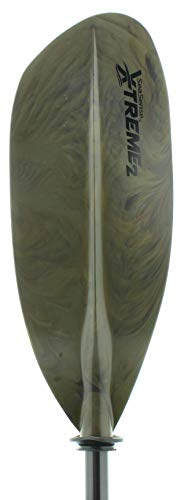 SeaSense X-II Kayak Paddle Military Green 84'' by SeaSense