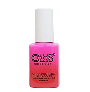Amazon Com Color Club Mood Changing Nail Lacquer Flower Child