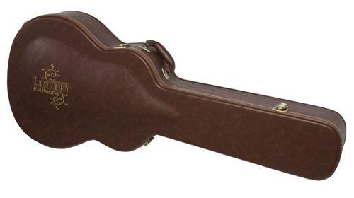 Century De Luxe Case - Russet Brown (Epiphone Acoustic Case)