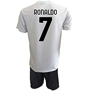 Official Product Completo Cristiano Ronaldo 7 CR7 Replica Autorizzata 2020-2021 Bambino (Taglie-Anni 2 4 6 8 10 12… 31FLnd4u2JL. SS300