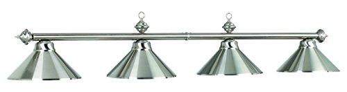 78In. 4 Lt Billiard Light-Stainless