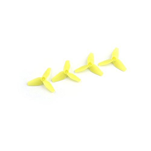GEHOO GH 2pair CW CCW 40mm 3 Leaf Blades Propellers 1 0mm Shaft for