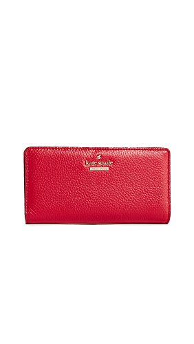 Kate Spade New York Women's Jackson Street Stacy Wallet, Red Carpet, One Size