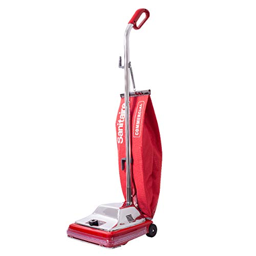 Sanitaire Tradition Upright Bagged Commercial Vacuum, SC886F ()