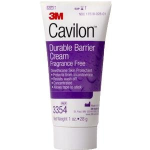 3M (3354) Durable Barrier Cream Fragrance Free 3354 [You are purchasing the Min order quantity which is 1 Case] by Cavilon