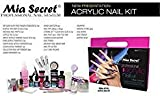 Mia Secret Professional Acrylic Nail Set For Beginners (Kit-03)