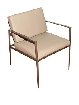 SuperStudio lo+demoda Lounge Minimal Silla, Metal, Arena ...