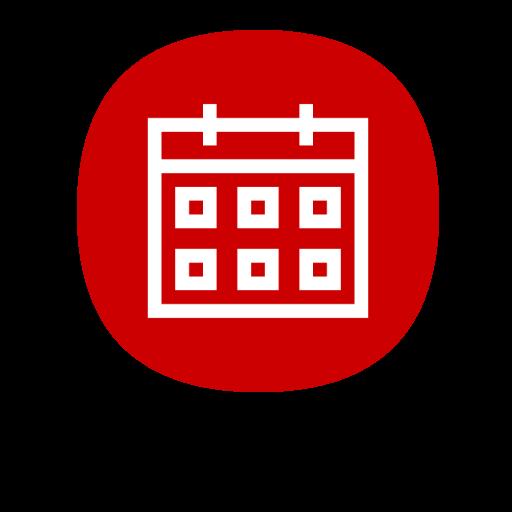 Kalenderwochen-Kompass