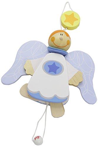 Sevi Jumping Jack Toy Guardian Angel Boy