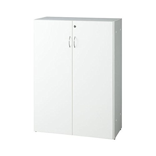 アール エフ ヤマカワ レーニョ2 木製棚 RFLS-WJHFD ホワイト 生活用品 インテリア 雑貨 インテリア 家具 オフィス家具 オフィス収納 14067381 [並行輸入品] B07P3LR1QR