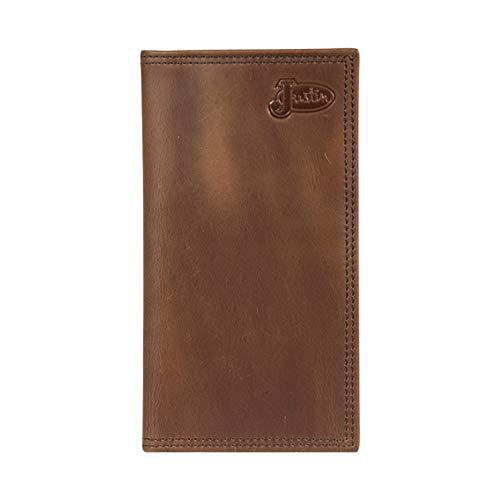 Justin Boot Company Medium Brown Rodeo Wallet