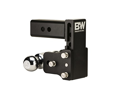 B&W Tow & Stow 5in Drop 4.5in Rise 2x2 5/16in Dual for sale  Delivered anywhere in USA