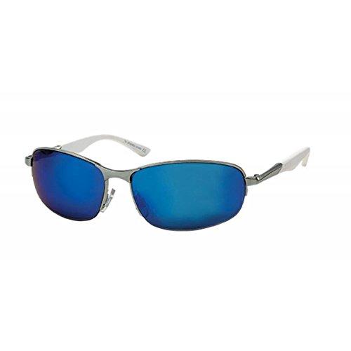 400uv Cadre Soleil net Lunettes Chic Strap Sans Des De Affiner Hommes Blue Couleur Sportives 60EvwnXqC