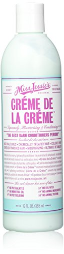 Miss Jessie's Creme De La Creme Conditioner, 12 Ounce