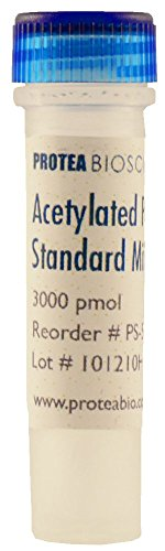 (Protea PS-541-3 Acetylated Peptide Standard Mixture II, 500 pmol Each Peptide (3 Vials))