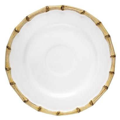 - Juliska Classic Bamboo Saucer