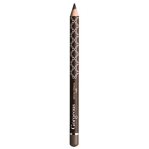 Gorgeous Cosmetics Nouveaux Eye Brow Pencil, Natural Brown Shade by Gorgeous Cosmetics