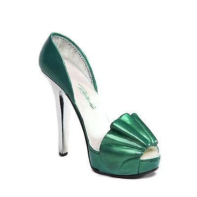 - Delectable Collectible Miniature Shoe - Just the Right Shoe by Raine