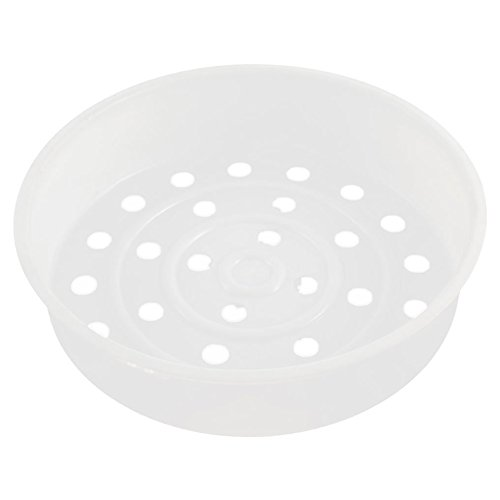 Xigeapg Dish Plate Food Rice Cooker Steam Basket Steamer Insert 20cm Dia (Rice Cooker Steam Basket)