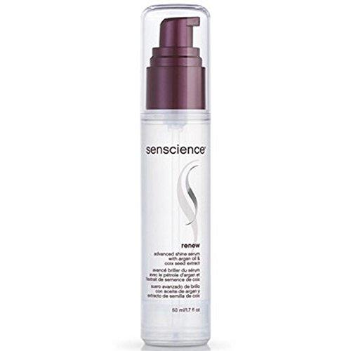 Senscience Renew Advanced Shine Serum, 1.7 Ounce