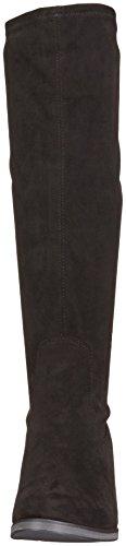 Caprice 25507 - Botas altas para mujer Negro (BLACK 001)