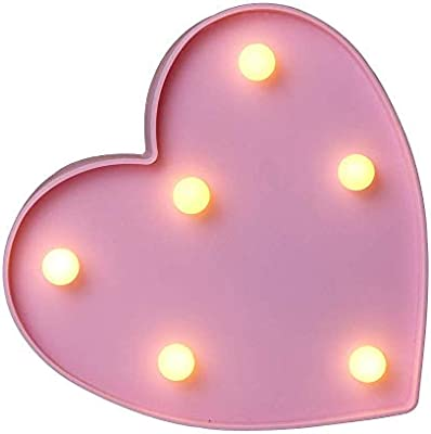 Nice New 3d Love Heart Wedding Party Decoration Interior Lights Led Lamps Romantic Night Light In Short Supply Lights & Lighting