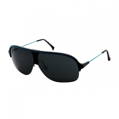 Calvin Klein para hombre ckj403s contraste de Fashion gafas de sol con patillas Black