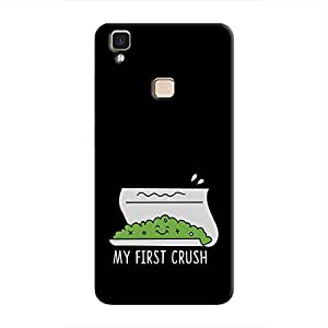 Cover It Up - My First Crush V3 Max Hard Case