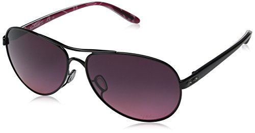 Oakley Women's Feedback Polarized Aviator Sunglasses, Pol...