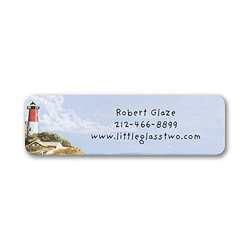 (2070pk Lighthouse Label-Shop All Parties & Celebrations)