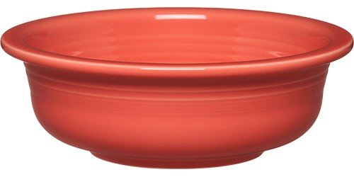 Fiesta 1-Quart Large Bowl, Flamingo Homer Laughlin 471-335