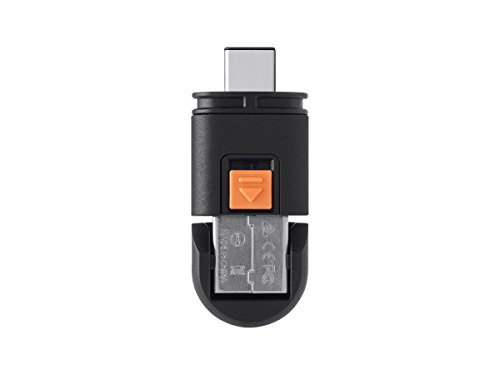 Monoprice USB C MicroSD Reader 113506