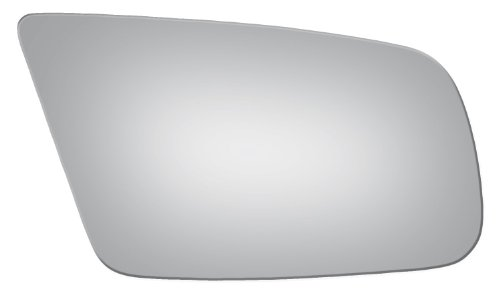Convex Passenger Right Side Replacement Mirror Glass for 1987-1993 Ford Mustang ()