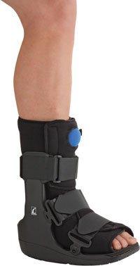 Royce Medical Equalizer - Ossur America-Royce Medical A-W0500BLK Walker Brace Equalizer Ft Black Small Ea