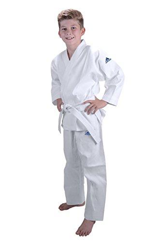 Bambino Karate Adidas Per Da Bianco Kimono qgvtt