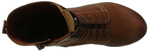 Boots Denk 37 EU Femme Marron 52 Sattel Think Desert Noir Kombi 1gxROOw