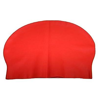 Bonnet de bain silicone mer piscine aquagym hypoallergénique