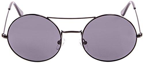 Paloalto Sunglasses P10.2 Lunette de Soleil Mixte Adulte, Noir