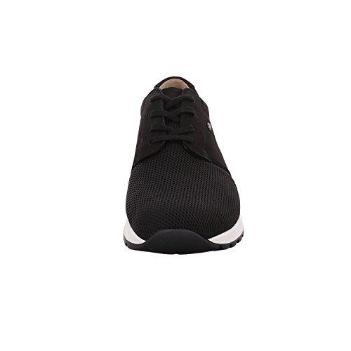 Finn Comfort Chaussures de Ville à Lacets Pour Homme Noir Noir