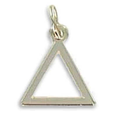 pendentif triangle