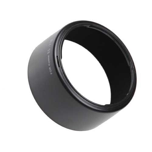 Fotodiox Dedicated Bayonet Lens Hood, for Canon EOS EF 50mm f/1.4 USM Lens (Replaces ES-71II)