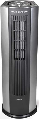 Envion by Boneco – Four Seasons FS200 – 4in1 Air Purifier, Heater, Fan & Humidifier – Multiple Function with True HEPA Air Purification – Removes Odors, Smoke, Mold, Pet Dander & More