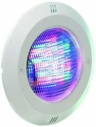 Proyector de luz Led RGB DMX Lumiplus PAR56 Blanco 1.11 fijación Global AstralPool