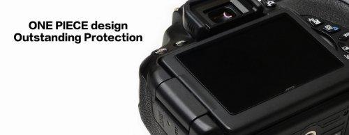 GGS Larmor Protezione per display in vetro per Canon 6D