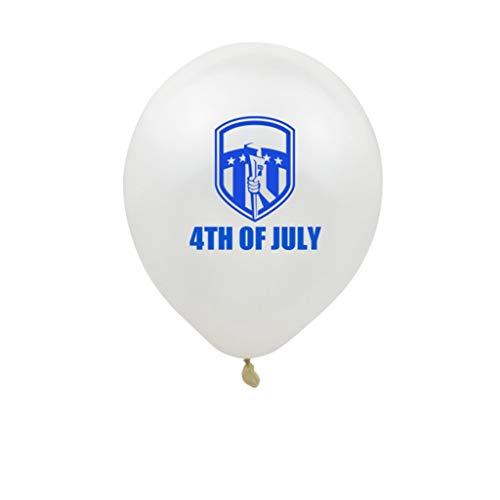iBOXO 10PCS Decoration Balloons Statue of Liberty Latex Balloon Decoration Party -