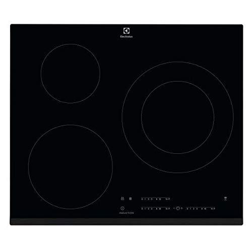 Electrolux LIT60342 hobs Negro Integrado Con - Placa (Negro ...