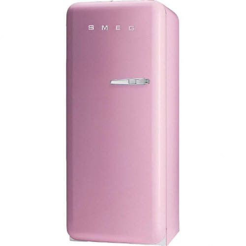 Smeg FAB28LRO Independiente Rosa - Nevera combi (Independiente ...