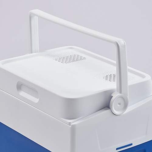 Mobicool MV30, nevera portátil eléctrica de 29 litros, 12 V y 230 V para coches, camiones, autocaravanas, barcos y enchufes